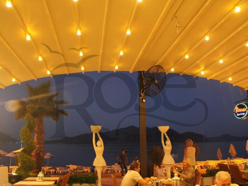 rose tente referans fotoğrafı